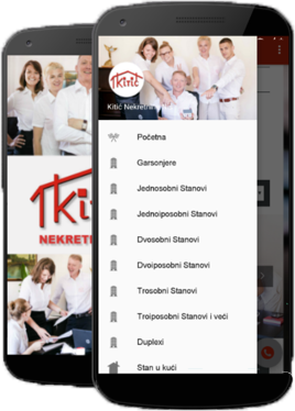 Kitic Nekretnine android app na google play store